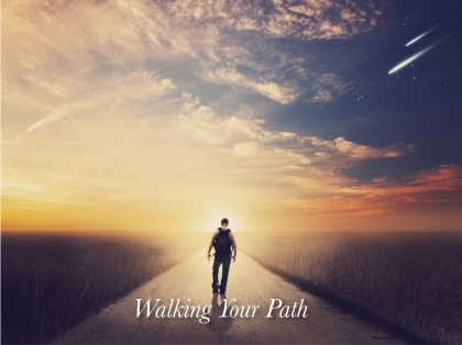 walking your path God's will