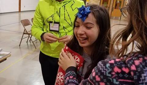 on december 2nd trinity hosted the area youth group by holding a christmas themed party eleven kids were in attendance six from trinity - Christmas Youth Group Games